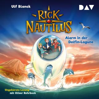 Ulf Blanck: Alarm in der Delfin-Lagune - Rick Nautilus, Teil 3 (Ungekürzt)