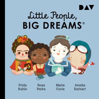 María Isabel Sánchez Vegara, Lisbeth Kaiser: Little People, Big Dreams, Teil 3: Frida Kahlo, Rosa Parks, Marie Curie, Amelia Earhart