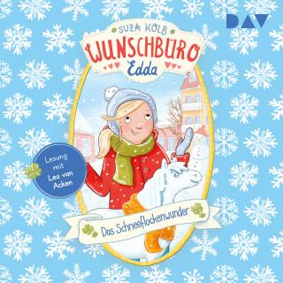 Suza Kolb: Das Schneeflockenwunder - Wunschbüro Edda, Teil 6 (Ungekürzt)