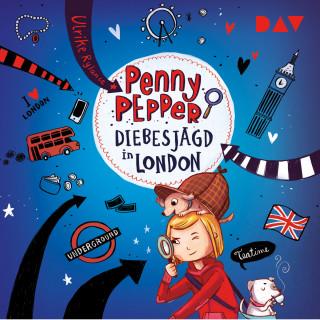Ulrike Rylance: Diebesjagd in London - Penny Pepper, Teil 7 (Gekürzt)