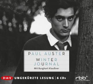 Paul Auster: Winter Journal (ungekürzt)