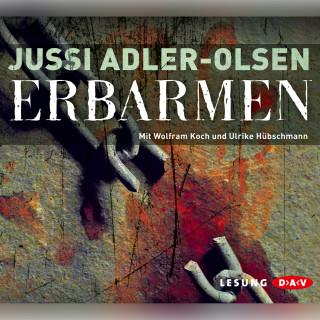 Jussi Adler-Olsen: Erbarmen (Lesung)