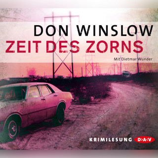 Don Winslow: Zeit des Zorns (Lesung)