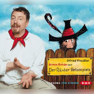 Otfried Preußler: Der Räuber Hotzenplotz (Ungekürzte Lesung)