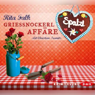 Rita Falk: Griessnockerlaffäre (Lesung)