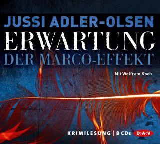 Jussi Adler-Olsen: Erwartung