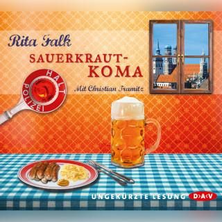 Rita Falk: Sauerkrautkoma (Ungekürzte Lesung)