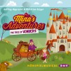 Jeffrey Wipprecht, Christian Zeiger: Mina's Adventures