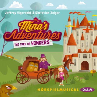 Jeffrey Wipprecht, Christian Zeiger: Mina's Adventures - The Tree of Wonders (Hörspiel)