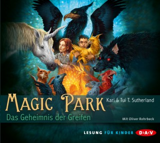Kari Sutherland, Tui T. Sutherland: Magic Park