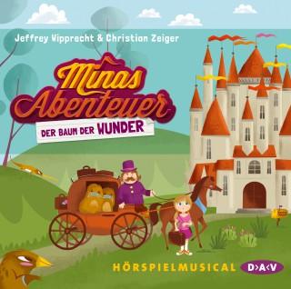 Jeffrey Wipprecht, Christian Zeiger: Minas Abenteuer - Der Baum der Wunder (Hörspiel)