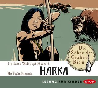 Liselotte Welskopf-Henrich: Die Söhne der Großen Bärin, Folge 1: Harka