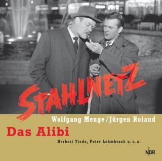 Wolfgang Menge: Stahlnetz, Stahlnetz - Das Alibi
