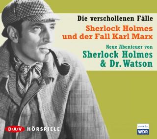 David Zane Mairowitz: Sherlock Holmes und der Fall Karl Marx