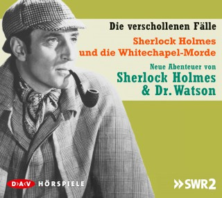 Alfred Marquart: Sherlock Holmes und die Whitechapel-Morde