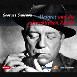 Georges Simenon: Maigret und die schrecklichen Kinder