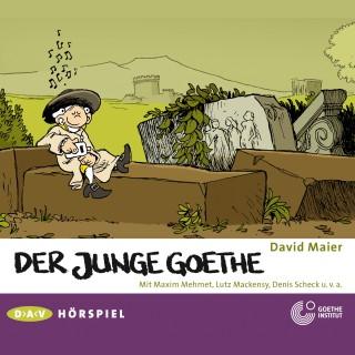 David Maier: Der junge Goethe