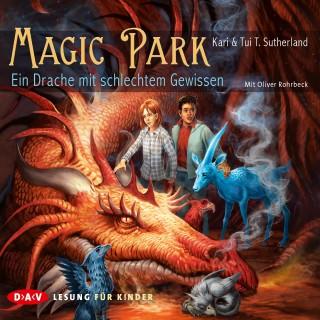 Kari Sutherland, Tui Sutherland: Magic Park - Ein Drache mit schlechtem Gewissen