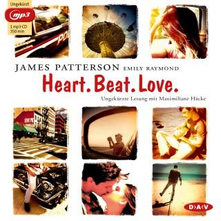 James Patterson: Heart. Beat. Love.
