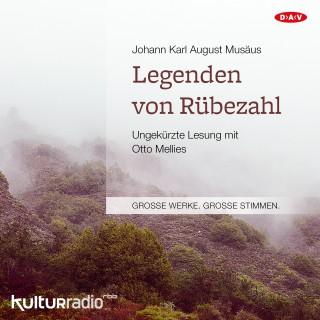 Johann Karl August Musäus: Legenden von Rübezahl (Ungekürzt)