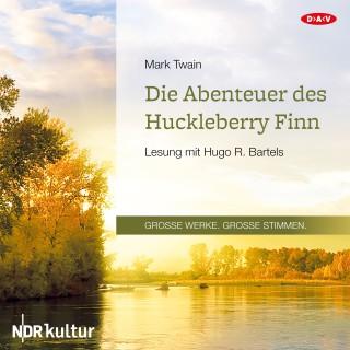 Mark Twain: Die Abenteuer des Huckleberry Finn