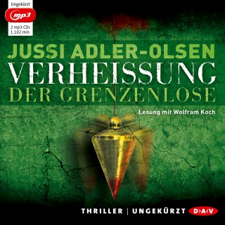 Jussi Adler-Olsen: Verheißung - Der Grenzenlose (Ungekürzt)