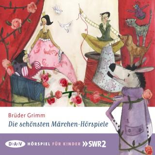 Brüder Grimm: Die schönsten Märchen-Hörspiele