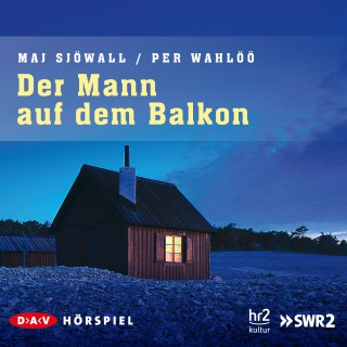 Maj Sjöwall, Per Wahlöö: Der Mann auf dem Balkon