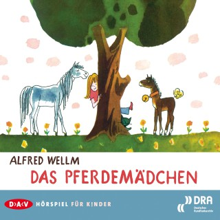 Alfred Wellm: Das Pferdemädchen