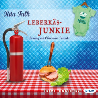 Rita Falk: Leberkäs-Junkie - Die Eberhofer-Krimis (Ungekürzt)