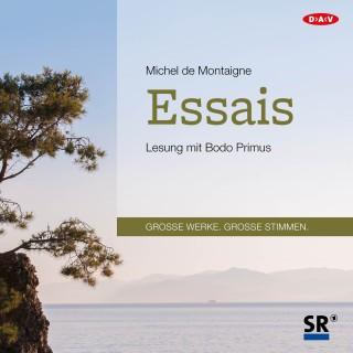 Michel de Montaigne: Essais (Lesung)