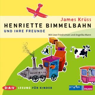James Krüss: Henriette Bimmelbahn und ihre Freunde (Lesung mit Musik)