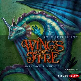 Tui T. Sutherland: Wings of Fire, Teil 3: Das bedrohte Königreich