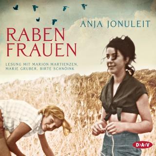 Anja Jonuleit: Rabenfrauen (Lesung)