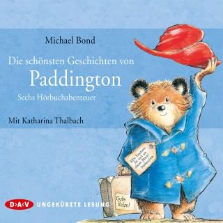 Michael Bond: Die schönsten Geschichten von Paddington - Sechs Hörbuchabenteuer (Ungekürzte Lesungen mit Musik)