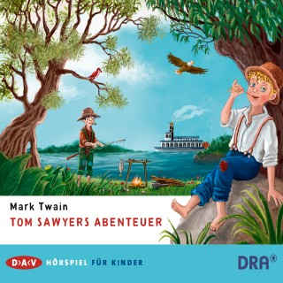 Mark Twain: Tom Sawyers Abenteuer (Hörspiel)