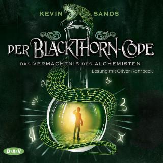 Kevin Sands: Der Blackthorn-Code - Das Vermächtnis des Alchemisten (Lesung)