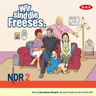 Andreas Altenburg: Wir sind die Freeses (Hörspiel)