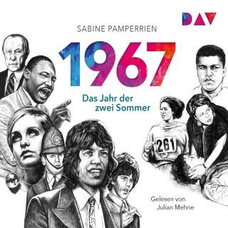Sabine Pamperrien: 1967 - Das Jahr der zwei Sommer