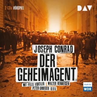 Joseph Conrad: Der Geheimagent (Hörspiel)