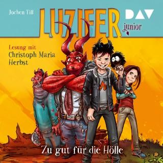 Jochen Till: Luzifer Junior, Teil 1: Zu gut für die Hölle