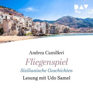 Andrea Camilleri: Fliegenspiel (Gekürzte Lesung)