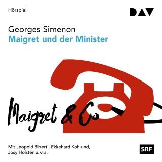 Georges Simenon: Maigret und der Minister (Ungekürzt)