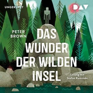Peter Brown: Das Wunder der wilden Insel (Ungekürzt)