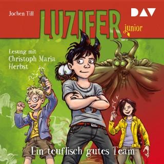 Jochen Till: Luzifer Junior, Teil 2: Ein teuflisch gutes Team (Gekürzt)