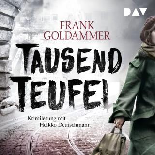 Frank Goldammer: Tausend Teufel