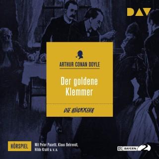 Arthur C. Doyle: Der goldene Klemmer (Hörspiel)