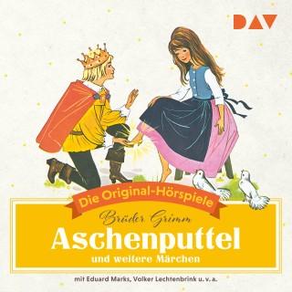 Jacob Grimm, Wilhelm Grimm: Aschenputtel und weitere Märchen (Hörspiel)