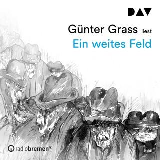 Günter Grass: Ein weites Feld (Ungekürzt)