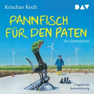 Krischan Koch: Pannfisch für den Paten - Ein Küstenkrimi (Ungekürzt)